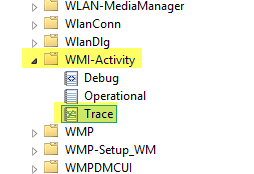 HOWTO: Determine what wmiprvse exe is actually doing (aka