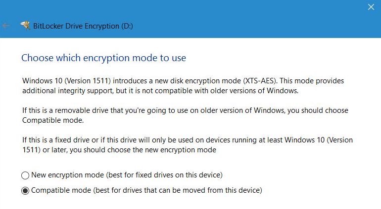 Windows 10 Bitlocker Recovery Gotcha – Please Work