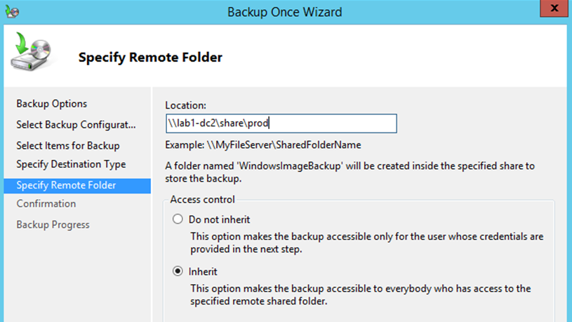 HOWTO: Restore Active Directory to a different server – Please Work